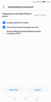 Huawei Y7 (2018) - E-mail - 032b. Email wizard - Yahoo - Fase 7