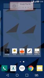 LG LG K8 - Applications - Personnaliser l