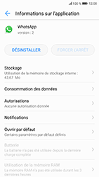 Honor 9 - Applications - Supprimer une application - Étape 5