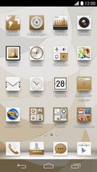 Huawei Ascend P6 LTE - E-mail - Handmatig instellen - Stap 3