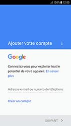 Samsung Galaxy J3 (2017) - E-mail - Configuration manuelle (gmail) - Étape 9