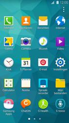 Samsung G900F Galaxy S5 - E-mail - handmatig instellen - Stap 3