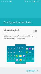Samsung Galaxy S6 Edge - Premiers pas - Créer un compte - Étape 30