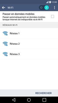 LG H365 G4 Stylus - WiFi - configuration du Wi-Fi - Étape 7