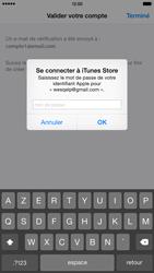 Apple iPhone 6 Plus - Applications - Créer un compte - Étape 26