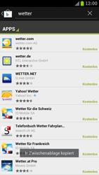 Samsung Galaxy S3 - Apps - Herunterladen - 12 / 22