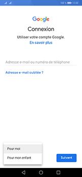 Huawei Mate 20 Pro - Applications - Créer un compte - Étape 5