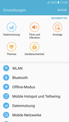 Samsung G920F Galaxy S6 - Android M - Netzwerk - Netzwerkeinstellungen ändern - Schritt 4
