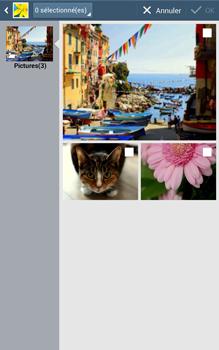 Samsung Galaxy Tab 3 8 4G - Contact, Appels, SMS/MMS - Envoyer un MMS - Étape 18