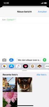 Apple iPhone 11 Pro - MMS - afbeeldingen verzenden - Stap 10