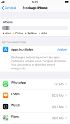 Apple iPhone 7 - iOS 13 - Applications - Comment désinstaller une application - Étape 5
