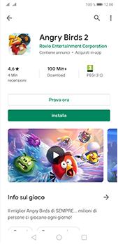 Huawei P20 Pro - Android Pie - Applicazioni - Installazione delle applicazioni - Fase 16