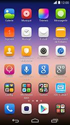 Huawei Ascend P7 - Internet - navigation sur Internet - Étape 2