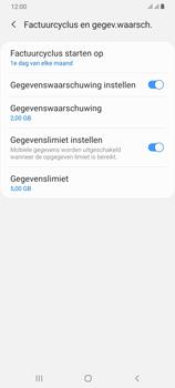 Samsung Galaxy A70 - internet - mobiele data managen - stap 13