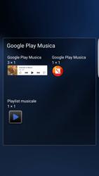 Samsung Galaxy S7 Edge - Operazioni iniziali - Installazione di widget e applicazioni nella schermata iniziale - Fase 5
