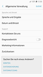 Samsung Galaxy A5 (2017) - Gerät - Zurücksetzen auf die Werkseinstellungen - Schritt 5