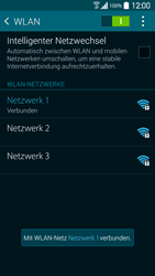 Samsung Galaxy S 5 - WiFi - WiFi-Konfiguration - Schritt 8