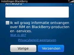 BlackBerry 9320 Curve - BlackBerry activeren - BlackBerry ID activeren - Stap 11