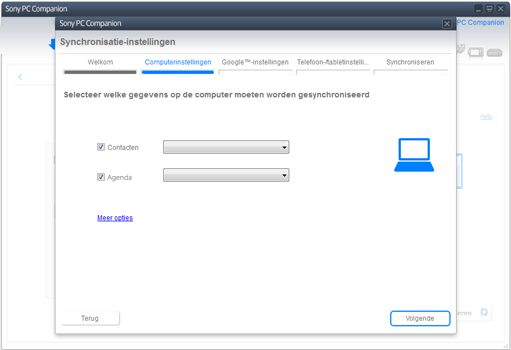 Sony Xperia XA1 (G3121) - Software - Synchroniseer met PC - Stap 6