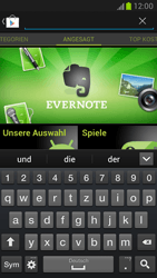 Samsung Galaxy Note 2 - Apps - Herunterladen - 17 / 22
