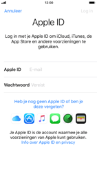 Apple iPhone 6 - iOS 11 - toestel resetten - back-up maken met jouw account - stap 6
