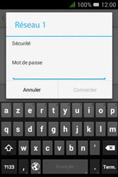 Alcatel Pixi 3 (3.5) - WiFi - Configuration du WiFi - Étape 7