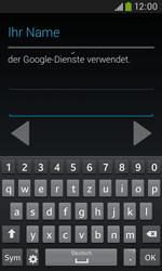 Samsung I9060 Galaxy Grand Neo - Apps - Konto anlegen und einrichten - Schritt 7