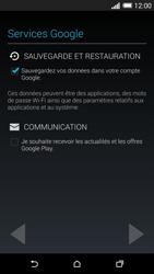 HTC One M8 - Applications - Configuration de votre store d