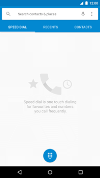 Motorola Nexus 6 - Voicemail - Manual configuration - Step 4