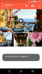 HTC Desire 816 - Photos, vidéos, musique - Envoyer une photo via Bluetooth - Étape 13