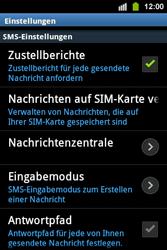 Samsung S5830i Galaxy Ace i - SMS - Manuelle Konfiguration - Schritt 4