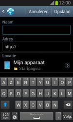 Samsung S7710 Galaxy Xcover 2 - Internet - internetten - Stap 10