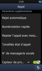 Samsung S8600 Wave 3 - Messagerie vocale - configuration manuelle - Étape 6