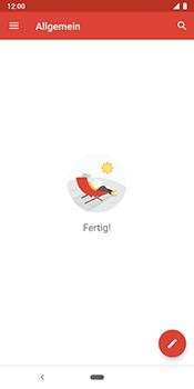 Google Pixel 3 - E-Mail - Konto einrichten (gmail) - Schritt 13