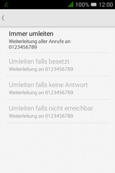 Alcatel OT-4009D Pixi 3 (3.5) - Anrufe - Rufumleitungen setzen und löschen - Schritt 9