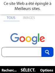 Alcatel 3088X - Internet et connexion - Naviguer sur internet - Étape 8