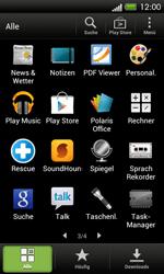 HTC One SV - Apps - Konto anlegen und einrichten - 3 / 18