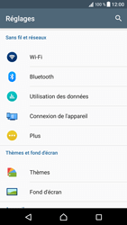 Sony Xperia XZ - Android Nougat - Wifi - configuration manuelle - Étape 3