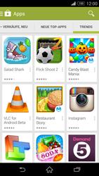 Sony Xperia Z3 - Apps - Installieren von Apps - Schritt 12