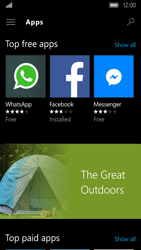 Acer Liquid M330 - Applications - Download apps - Step 9