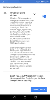 Huawei Mate 10 Pro - Android Pie - E-Mail - Konto einrichten (gmail) - Schritt 11