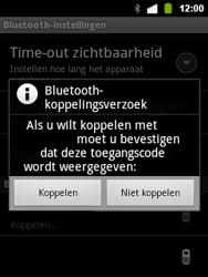 Alcatel OT-903 - Bluetooth - Headset, carkit verbinding - Stap 9