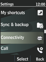 Nokia 301-1 - Internet - Manual configuration - Step 4