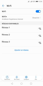 Huawei Y7 (2018) - WiFi - Configuration du WiFi - Étape 6
