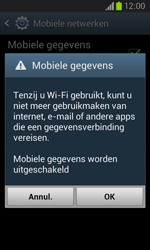 Samsung I8260 Galaxy Core - internet - data uitzetten - stap 7