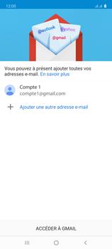 Samsung Galaxy Note 10 Lite - E-mails - Ajouter ou modifier votre compte Gmail - Étape 13