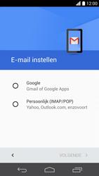 Huawei Ascend P6 LTE - E-mail - Handmatig instellen (gmail) - Stap 8