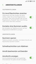 Samsung Galaxy S7 Edge (G935F) - Android Nougat - Anrufe - Anrufe blockieren - Schritt 6