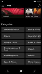 Microsoft Lumia 650 - Apps - Herunterladen - 12 / 18
