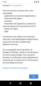 Xiaomi Mi A2 Lite - Données - créer une sauvegarde avec votre compte - Étape 9